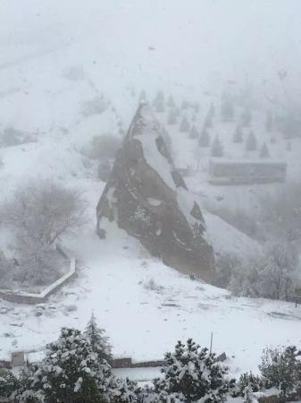 Cappadocia Cave Resort & Spa: manzara5