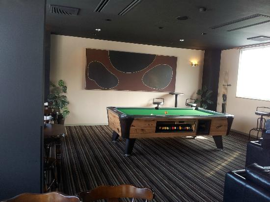 Hakuba Echo Hotel: Fourth floor loung area for guests