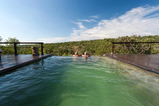 Fifty Seven Waterberg: Family time at the pool