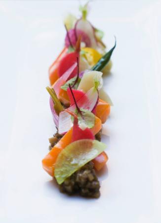 Le royal monceau raffles paris la cuisine photo de - Royal monceau la cuisine ...