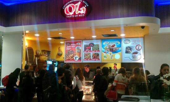 Ola Taste of MED - Bulgaria Mall