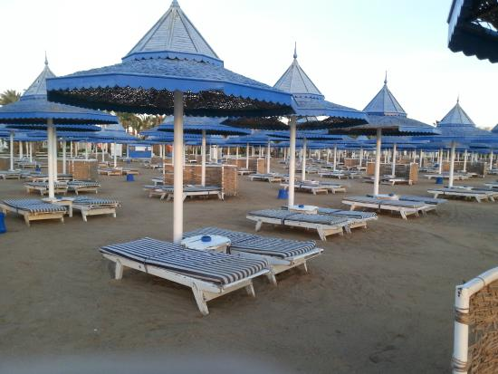 strand bild von the grand resort hurghada hurghada. Black Bedroom Furniture Sets. Home Design Ideas
