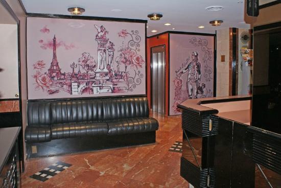 Hotel Opera Lafayette : Accueil 1