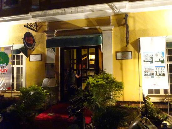 The Richmond, Puducherry : Main Entrance