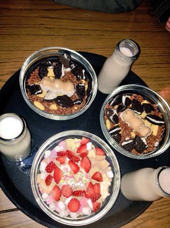 Stephanie S Cafe Menu