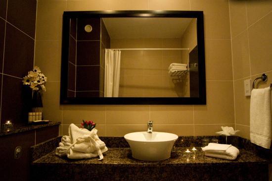 Talbot Hotel Carlow: Bathroom