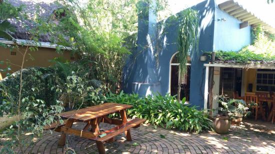 Malandela's Guest House: outside area