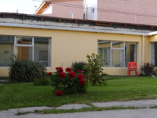 Hotel y restaurant americano perito moreno argentine for Jardin 61 bariloche