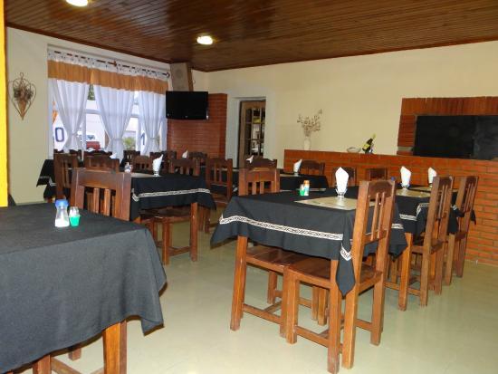 Foto de hotel y restaurant americano perito moreno for Hotel americano restaurant