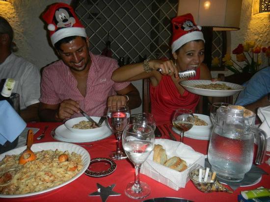 Luna House Malindi: vigilia di Natale