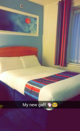 Travelodge Dublin City Centre, Rathmines: Bedroom Double