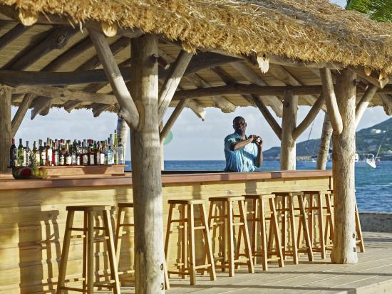 Goatie's : Goaties Beach Bar