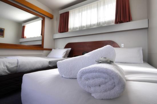 City view motel montagu bay australie voir les tarifs for Motel bas prix