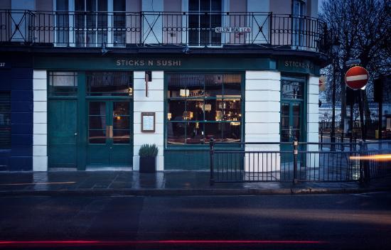 Image Sticks'N'Sushi Greenwich in London