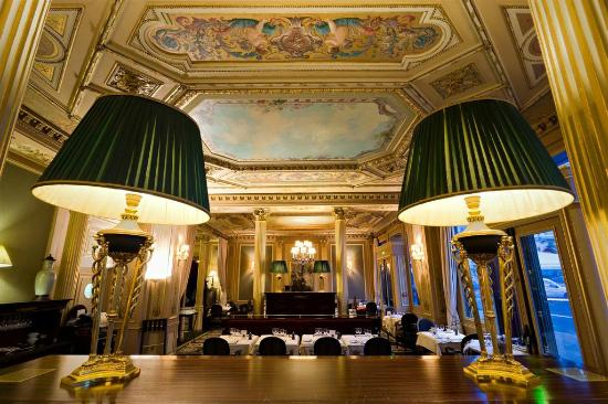 Cafe De La Paix Paris Opera Bourse Restaurant