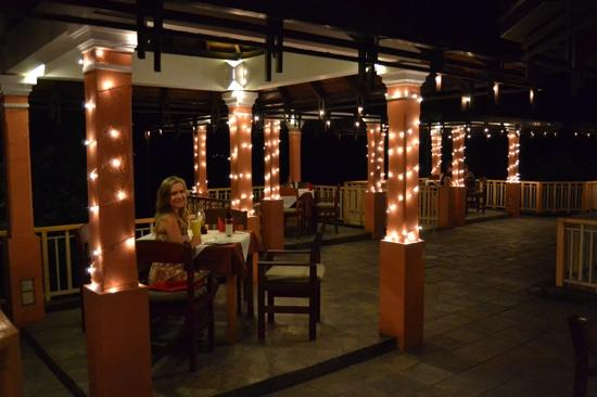 AIDA Seafood Restaurant: ужин в Aida