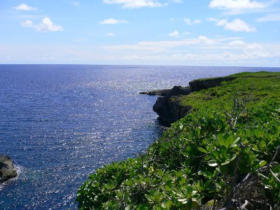 Puntan Sabaneta : バンザイクリフ