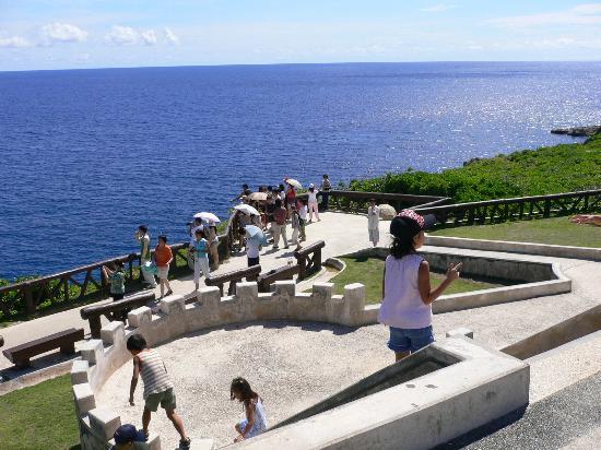 Puntan Sabaneta : バンザイクリフ公園