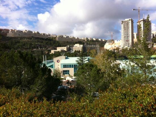 Hotel Yehuda : Hotel Area