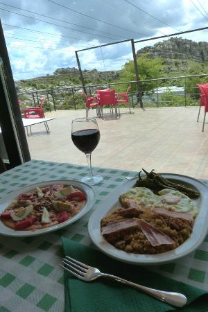 Restaurant Torcal Alto