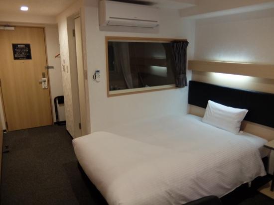 Green Rich Hotel Yamaguchi Yuda-Onsen : シングルルーム