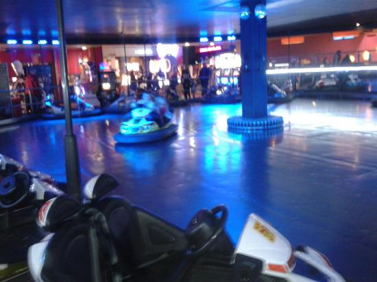 Namco Funscape, Manchester