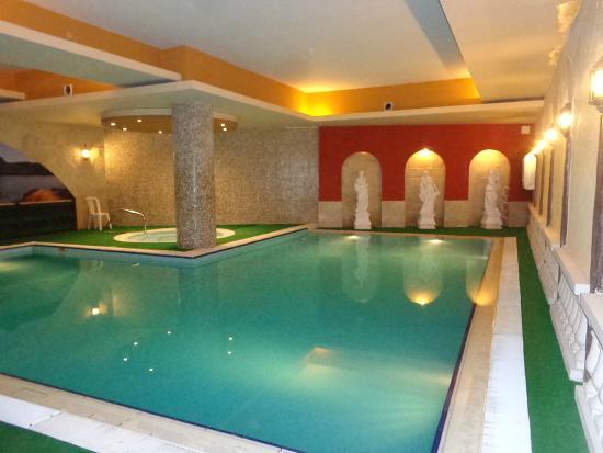 Indoor Pool Picture Of Soreda Hotel Qawra Tripadvisor