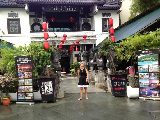 Indochine Waterfront Restaurant: IndoChine Waterfront