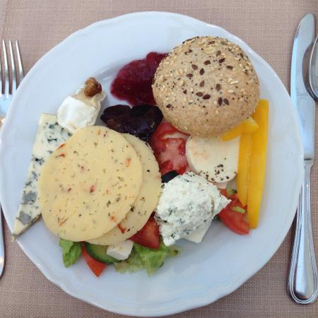 Hotel Kosciuszko: Breakfast