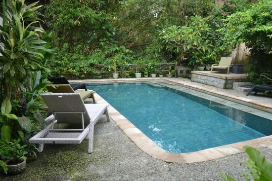 LadyBamboo Villa: Pool