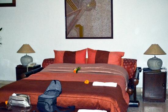 LadyBamboo Villa: Himmelbett
