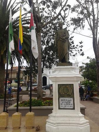 Parque de Marinilla