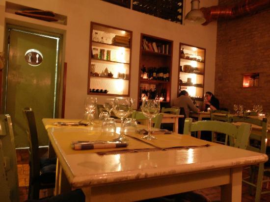 La Dispensa dei Mellini : Restaurant
