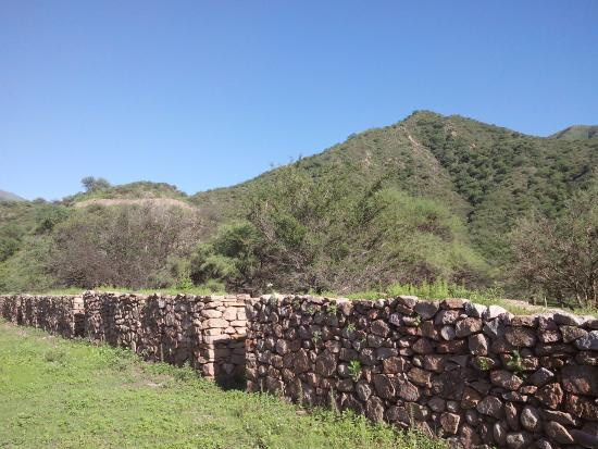 Ruinas de El Shincal: ruinas de shincal