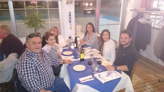 Santorini Greek Taverna: Valentines Dinner