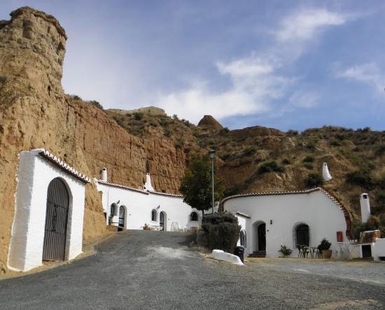 """Cuevas Pedro Antonio de Alarcon: """"Our"""" cave"""