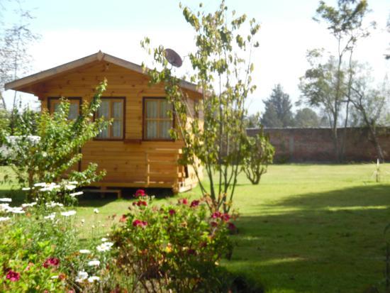 Hosteria Airport Garden: our little home