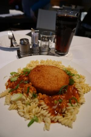 DDR-Restaurant Domklause : Jagerschnitzel and vita-cola