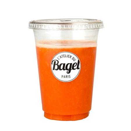 Le Jus D Orange Presse Fait Maison Photo De L Atelier Du Bagel