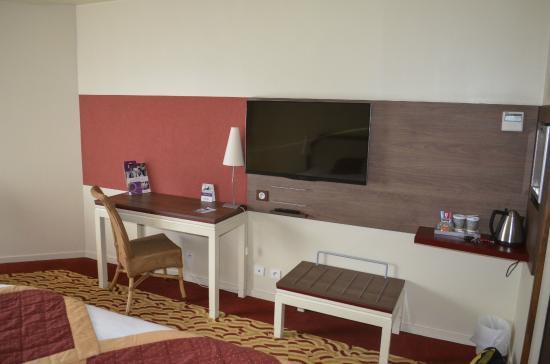 Mercure Aix Les Bains Domaine de Marlioz : chambre