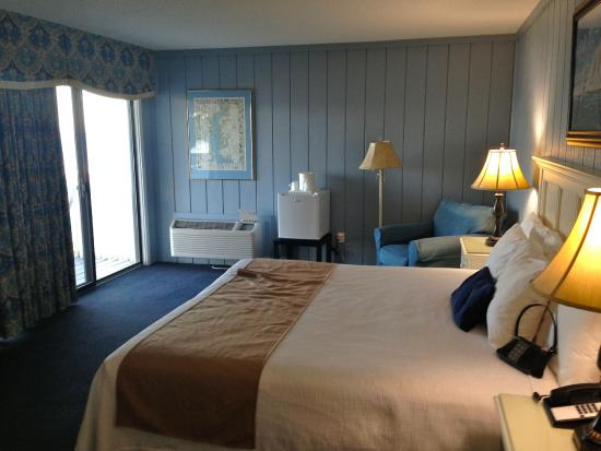 Harbourtowne Resort : Room 505