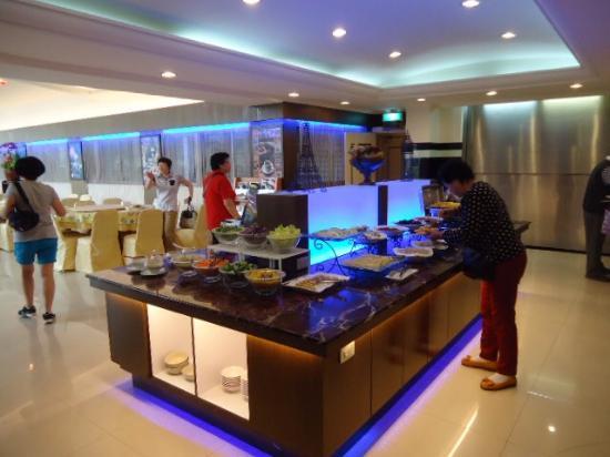 Wen Pin Hotel - Pier 2: 餐廳