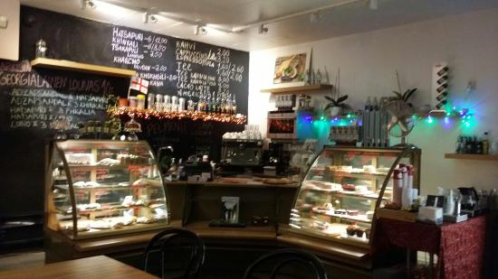 Cafe Pikku Georgia