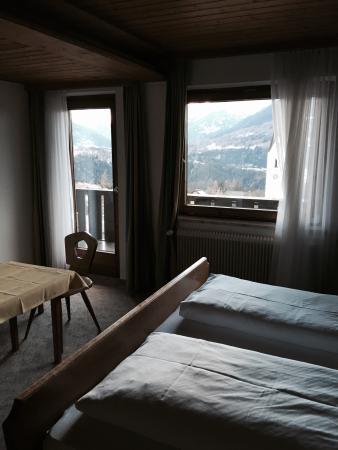 Baerenwirth - Hotel: Vista dalla camera