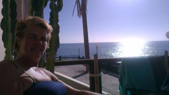 Playa Paraiso, Spanien: Punta Paraiso terras