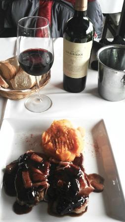 Ambrogio Restaurante : Almuerzo de papá...