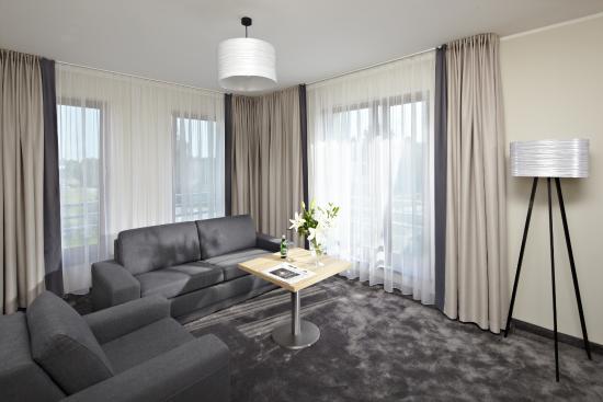 Brant Hotel: Apartament
