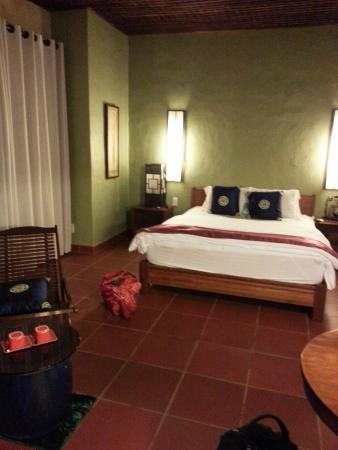 Melon Resort : mooie kamer