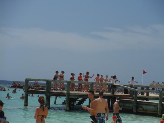Grand Bahia Principe Coba Fun Beach Activities