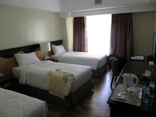 โรงแรมอลิซาเบธ เซบู: Room
